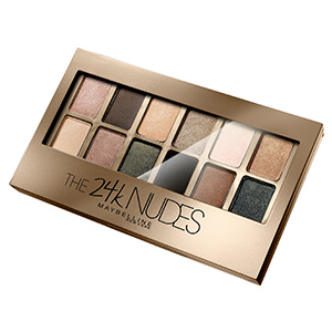 The 24k Gold Nudes Palette