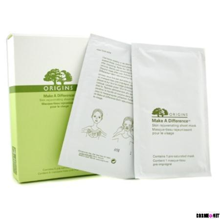 Make a Difference Skin rejuvenating sheet mask