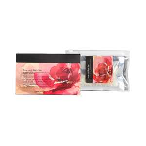 Rose & Black Tea Bath Salt