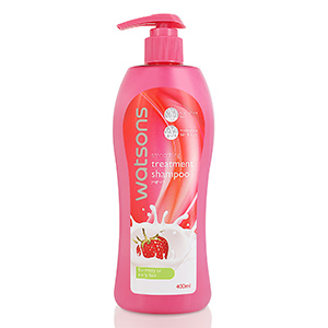 Treatment Shampoo Yogurt