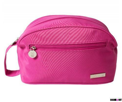 Pretty in Pink Wash Bag