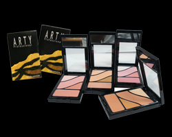 Arty Professional Seductress Cheek palette