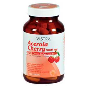 Acerola Cherry 1000 mg