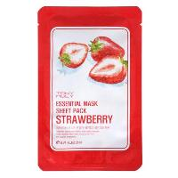 Essential mask sheet pack - strawberry