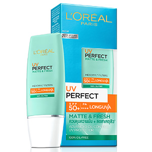 UV Perfect Matte & Fresh SPF50+/PA++++