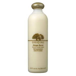 Ginger Burst Savory body wash