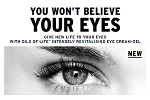 GIVE NEW LIFE TO YOUR EYES