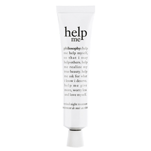 Help Me Retinol Night Treatment