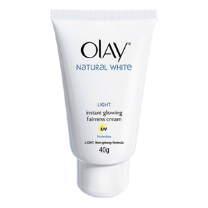 Natural White Light Instant Glowing Fairness Cream