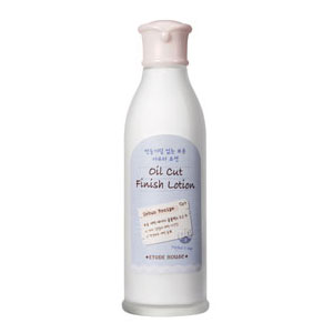 Oil Cut Finish Lotion