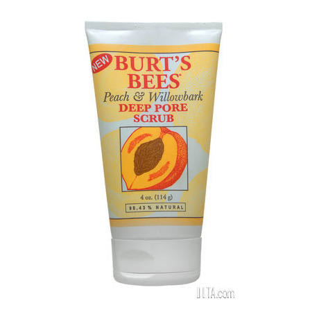 Peach & Willowbark Deep Pore Scrub