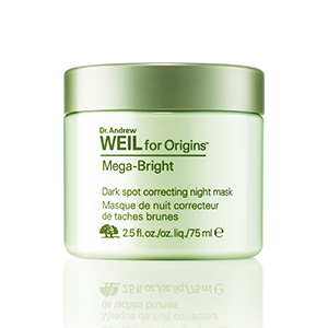 Dr. Andrew Weil for Origins™  Mega-Bright Dark Spot Correcting Night Mask