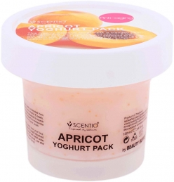 Scentio Apricot Yogurt Pack
