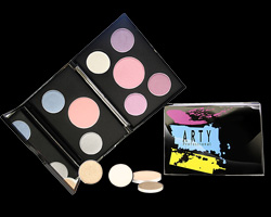 ARTY Professional Color Graffiti Eye shadow & Blush on