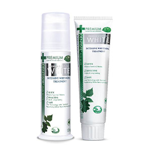 Premium & Natural White Toothpaste