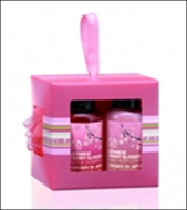 Japanese Cherry Blossom Shower & Moisture Set