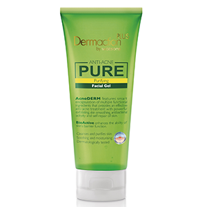 Anti-acne Pure Purifying Facial Gel