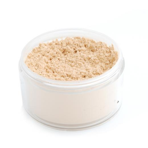 Loose powder Cream