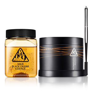 Gold Black Caviar Essence & Gold Tox Tightening Pack Kit