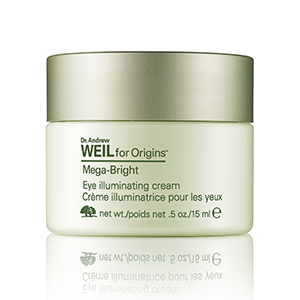 Dr. Andrew Weil for Origins™ Mega-Bright Eye illuminating cream