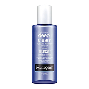 Deep Clean Eye&Lip Makeup Remover