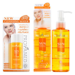 Sun Perfect Cleansing Water