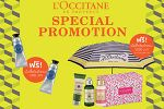 Happy Weekend กับไป L'OCCITANE Promotion!