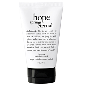Hope Springs Eternal Deep Sea Revitalizing Mask
