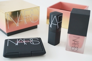[Cosme*Review] เปิดกล่อง NARS The Orgasm Collection