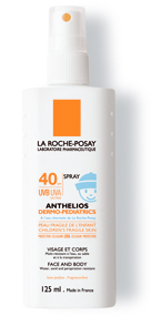 ANTHELIOSDERMO-PEDIATRICSSPF 40 SPRAY