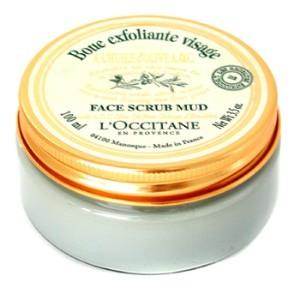 Olive Face Scrub Mud