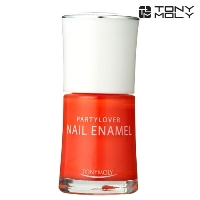 Party lover nail RE02 kiss red