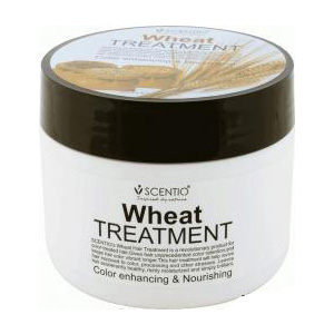 Scentio Wheat Color Enhancing & Nourishing Hair Treatment