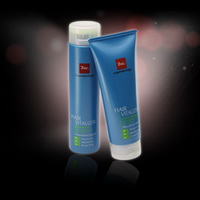 Hair Vitalizer Shampoo & Conditioner for normal to Oily hair