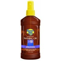 Protective Tanning Oil SPF 15