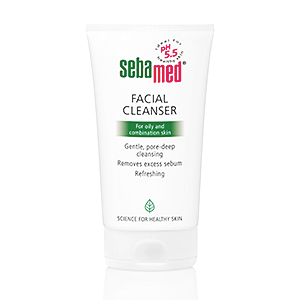 FACIAL CLEANSER FOR OILY AND COMBINATION SKIN