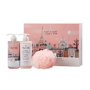 Raspberry Body Care Set