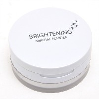 Brightening mineral powder