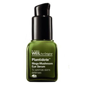 Mega-Mushroom Eye Serum To optimize skins defenses