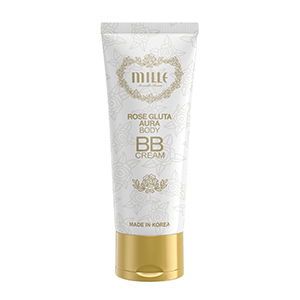 Rose Gluta Aura Body BB Cream
