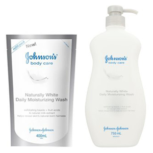 Body Care Naturally White Wash