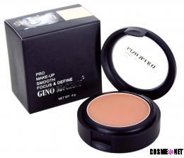 GINO McCRAY Pro Make-Up Smooth Focus & Define Shad