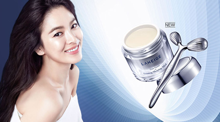 Unleash the SONG HYE KYO's Youthful Look Secret!