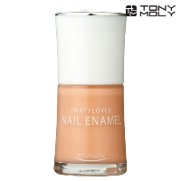 Party lover nail enamel BE02 pink beige
