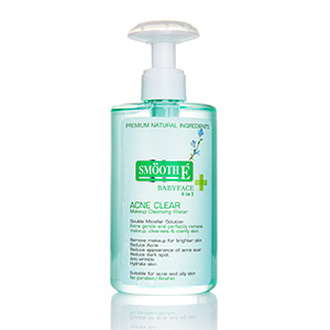 Acne Clear Makeup Cleansing Water
