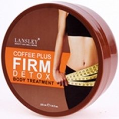 Coffee Plus FIRM & DETOX Body Treatment.