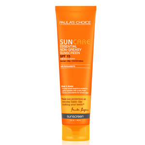 Essential Non-Greasy Sunscreen SPF 15