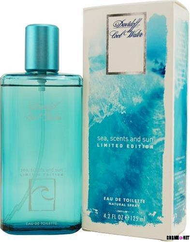 Cool Water Sea Scents and Sun men