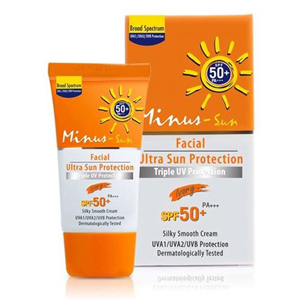 Facial Ultra Sun Protection SPF50+ / PA+++
