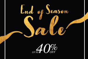 CMGLuxe End of Season Sale